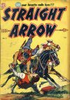 Cover For Straight Arrow 2