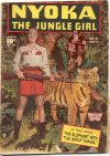 Cover For Nyoka the Jungle Girl 34