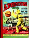 Cover For The Adventure Annual