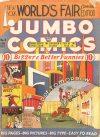 Cover For Jumbo Comics 8