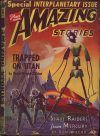 Cover For Amazing Stories v14 6 Slave Raiders from Mercury Don Wilcox