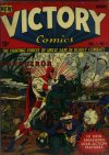 Cover For Victory Comics 1