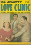 Cover For Mr. Anthony's Love Clinic 5