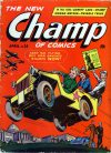 Cover For Champ Comics 25