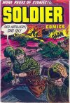 Cover For Soldier Comics 9