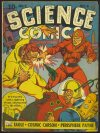 Cover For Science Comics 6