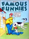 Cover For Famous Funnies 71