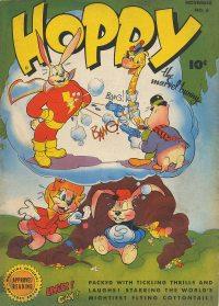 Large Thumbnail For Hoppy the Marvel Bunny #6