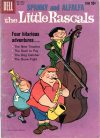 Cover For 1079 The Little Rascals