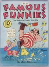 Cover For Famous Funnies 61