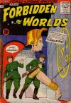 Cover For Forbidden Worlds 68