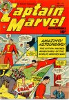 Cover For Captain Marvel Adventures 127