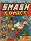 Cover For Smash Comics 13