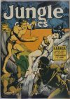 Cover For Jungle Comics 45