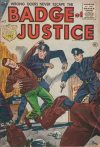 Cover For Badge of Justice 3