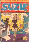 Cover For Suzie Comics 51
