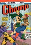 Cover For Champ Comics 16