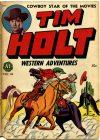 Cover For Tim Holt 1
