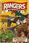 Cover For Rangers Comics 50