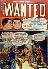Cover For Wanted Comics 44