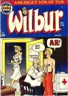 Cover For Wilbur Comics 28