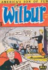 Cover For Wilbur Comics 5