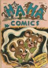 Cover For Ha Ha Comics 34