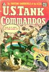 Cover For U.S. Tank Commandoes 8