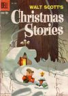 Cover For 1062 Walt Scott's Christmas Stories