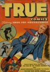 Cover For True Comics 72