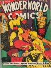 Cover For Wonderworld Comics 19