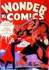 Cover For Wonder Comics 2 (fiche)