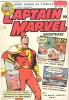 Cover For Captain Marvel Adventures 146
