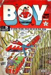 Cover For Boy Comics 77