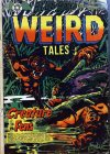 Cover For Blue Bolt Weird Tales of Terror 118