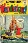 Cover For Adventures in Wonderland 4