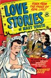 Cover For Harvey Comics Hits 55 Love Stories of Mary Worth