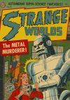 Cover For Strange Worlds 8