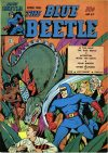 Cover For Blue Beetle 37