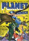 Cover For Planet Comics 24 (paper/4fiche)