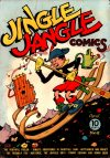 Cover For Jingle Jangle Comics 2