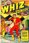 Cover For Whiz Comics 144