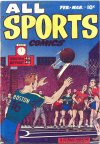 Cover For All Sports Comics 3