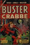 Cover For The Amazing Adventures of Buster Crabbe 3