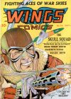 Cover For Wings Comics 13