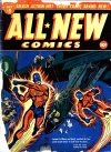 Cover For All New Comics 5