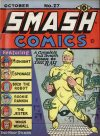 Cover For Smash Comics 27