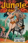 Cover For Jungle Comics 98
