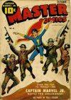 Cover For Capt. Marvel Jnr Compilation Vol 5