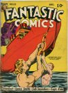 Cover For Fantastic Comics 13